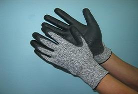 Cut Resistant PU Glove
